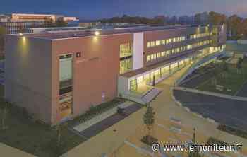 Université de Rouen Normandie (Mont-Saint-Aignan, 76) Le maître d'ouvrage de la semaine - Moniteur