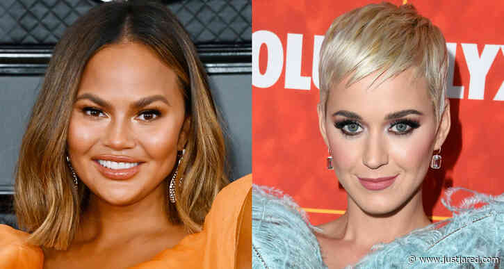 Chrissy Teigen Reveals She Accidentally Offended Katy Perry & One of Her Songs