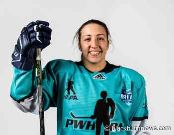 Carolyne Prevost named Sarnia Sting Women's Hockey Ambassador - BlackburnNews.com