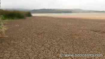 Inicia la recuperación de la laguna de Suesca cuyo nivel bajó considerablemente - Noticias RCN