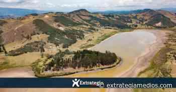 Hoy inició el plan de recuperación de la Laguna de Suesca - Extrategia Medios