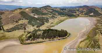 Gobernación de Cundinamarca busca salvar la laguna de Suesca - Blu Radio