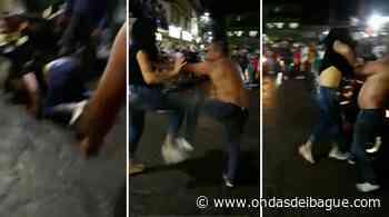 VIDEO: Riña en Palocabildo dejó una mujer gravemente golpeada en el marco del día de la mujer - Ondas de Ibagué