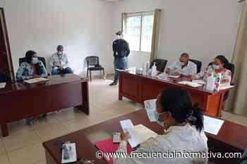 Concejales de Alanje se reúnen con director de la ASEP, para abordar la mala cobertura telefónica - Chiriquí - frecuenciainformativa.com