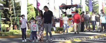 Nicaragüenses viven soplos de Paz y Alegría en el Puerto Salvador Allende - VIva Nicaragua Canal 13