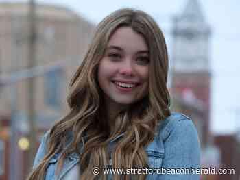 Milverton teen Isabella Caskenette set to release first single - The Beacon Herald