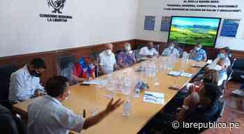 La Libertad: anuncian hospital COVID y planta de oxígeno para Ascope - LaRepública.pe