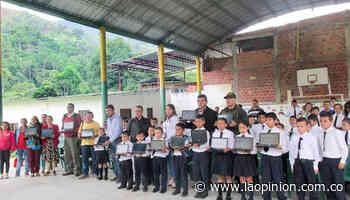 Entregan 310 computadores en Cucutilla   La Opinión - La Opinión Cúcuta