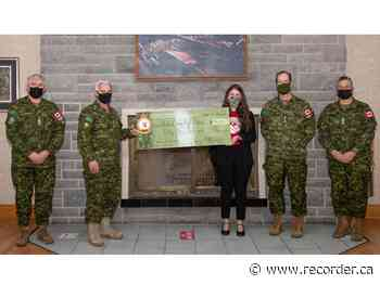 Garrison Petawawa contributes $56,000 to United Way East Ontario - Brockville Recorder and Times