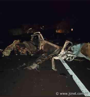 Jovem de 20 anos morre em acidente na SP-333 em Borborema - JCNET - Jornal da Cidade de Bauru
