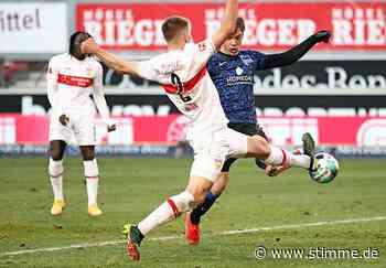 Defensive um Waldemar Anton hat an Stabilität gewonnen - Heilbronner Stimme