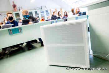 Annaberg-Buchholz kauft 16 Luftfilter für Grundschulen - Freie Presse