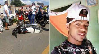 Colisão carro/moto em Mauriti resultou na morte de rapaz de 18 anos - Site Miséria