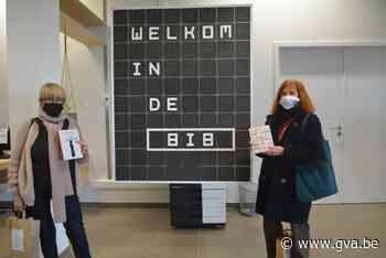 Leesketting met boeken van Willem Elsschot zet band met Blauberg in de kijker - Gazet van Antwerpen