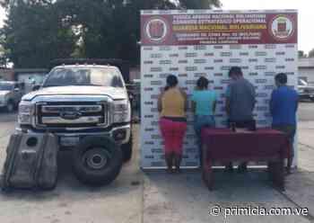 Cuatro personas fueron capturadas en Maripa por tráfico de drogas - Diario Primicia - primicia.com.ve