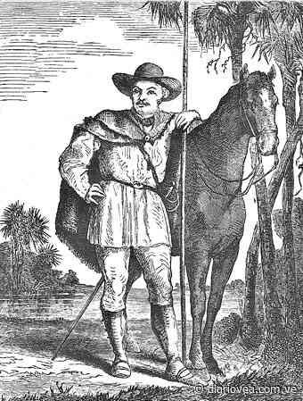 José Antonio Páez toma a San Fernando de Apure - Diario Vea