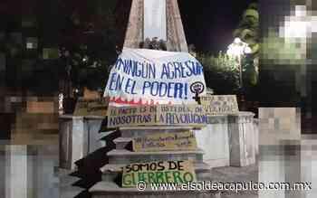 Protestan contra candidatura de Félix Salgado Macedonio en Tixtla - El Sol de Acapulco