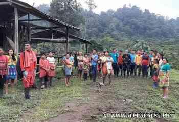 Gobernación de Antioquia confirma más desplazamientos masivos en Murindó - Alerta Paisa