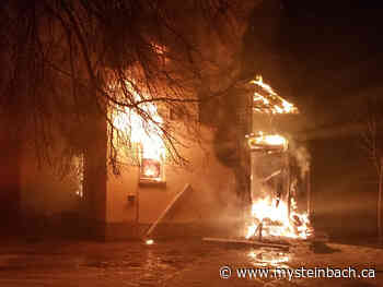 House fire in Portage la Prairie deemed as suspicious, RCMP investigation continues - mySteinbach.ca