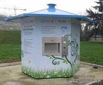 Casetta dell'acqua di San Vittore Olona: manca l'acqua frizzante Cap Holding interviene - Settenews