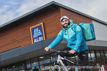 Aldi Debden now taking orders on Deliveroo app - Epping Forest Guardian