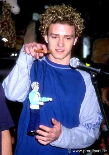 Vom Bübchen zum Hottie: Durch die Jahre mit Justin Timberlake - PROMIPOOL