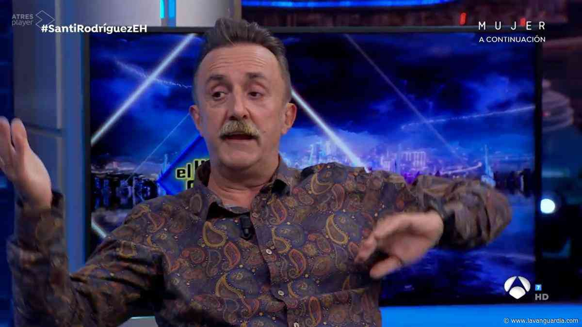 "Santi Rodríguez homenajea a Quique San Francisco en 'El hormiguero': ""No paro de recordarlo"" - La Vanguardia"