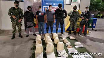 Hallan enterrada pasta base de coca en laboratorio de droga en Bucarasica | La Opinión - La Opinión Cúcuta
