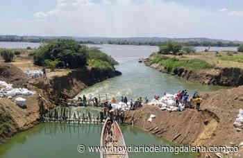 Con una hidrobomba busca mitigar sequía en la Ciénaga de Zapayán - Hoy Diario del Magdalena