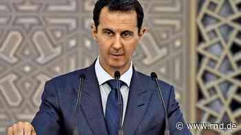 Syriens Präsident Baschar al-Assad hat sich mit Corona infiziert - RND