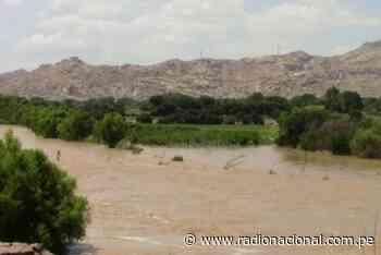 Senamhi declara en alerta roja al río Chancay-Lambayeque por peligro de desborde - Radio Nacional del Perú