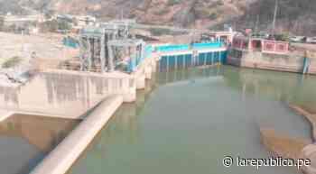 Advierten que agua del río Chancay no ingresa a la presa Tinajones LRND - LaRepública.pe