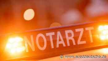 Arbeiter von Holzbalken erschlagen - Süddeutsche Zeitung