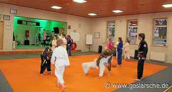 Ju-Jutsu-Academy des TSV Immenrode präsentiert sich - Nachrichten aus Goslar und dem Harz - Goslarsche Zeitung - Goslarsche.de - Goslarsche Zeitung