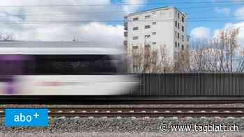 Vision - Die Bahnhöfe Bruggen und Haggen zu einem neuen Bahnhof kombinieren? – Jetzt prüft St.Gallen die Machbarkeit | St.Galler Tagblatt - St.Galler Tagblatt