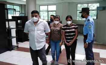 A cárceles de Siria y Támara envían a presuntos mareros capturados con más de L500,000 - La Prensa de Honduras