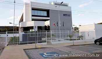 Sede do MPF de Bom Jesus da Lapa passa a funcionar em Barreiras - maisoeste
