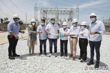En servicio nueva subestación de energía de Cereté, beneficia a cinco municipios - LA RAZÓN.CO