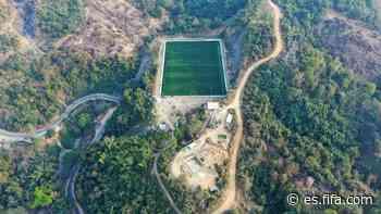 El sonido del fútbol insufla vida a las colinas de Mizoram - FIFA