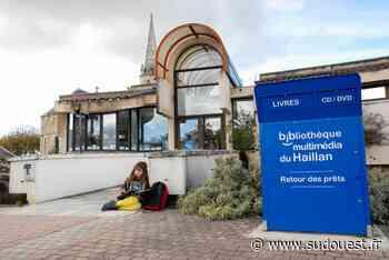 Le Haillan (33) : la bibliothèque se prépare pour le printemps - Sud Ouest