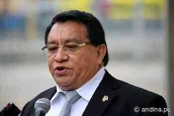 Elecciones 2021: JNE resuelve que José Luna Gálvez siga en carrera - Agencia Andina