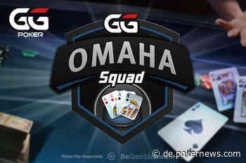GGPoker startet neue 'OmahaSquad' mit der $7M GTD Omaholics Series