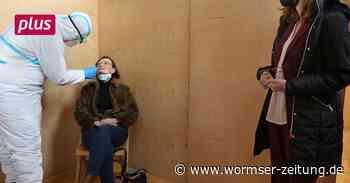 Schnelltestzentrum Monsheim: Sicherheit mit Abstrichen - Wormser Zeitung