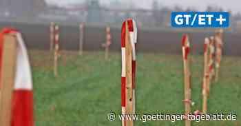 Bovenden: Flatterband soll Feldlerche verscheuchen, damit Gewerbegebiet entsteht - Göttinger Tageblatt