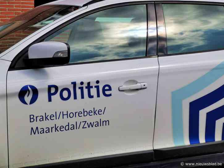 Politie controleert en int onmiddellijk 1.000 euro
