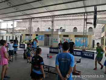 El Tenis de Mesa, deporte que se abre paso en Venadillo - El Cronista