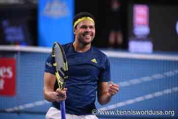 ATP Marseille: Jo-Wilfried Tsonga and Lucas Pouille score comeback victories - Tennis World USA