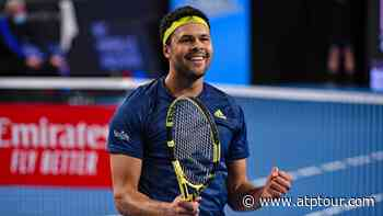 Jo-Wilfried Tsonga Returns To Winning Ways Against Feliciano Lopez In Marseille - 2021 Open 13 Provence Match Report - ATP Tour