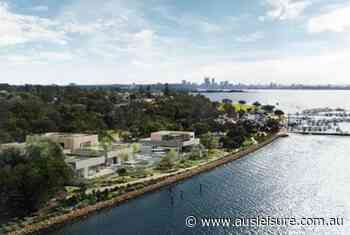Hot springs wellness retreat planned for prime location on Perth's Swan River - Australasian Leisure Management
