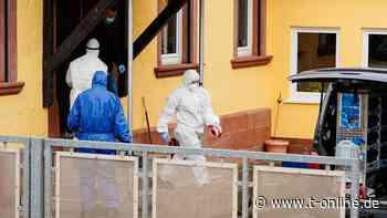 Wohnhaus in Weilerbach - Fund zweier Leichen: Fahndung nach Tatverdächtigen - t-online
